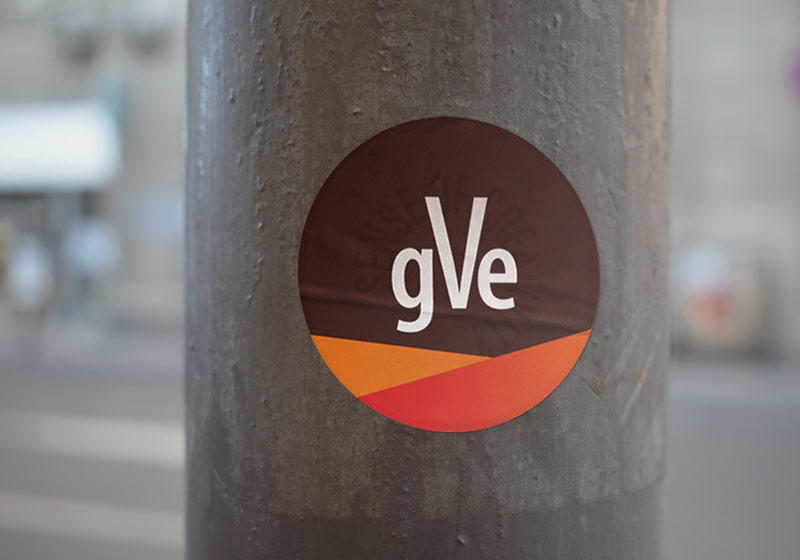gve-aufkleber