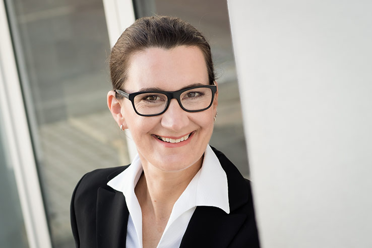 Sandra Gumbrecht Portrait