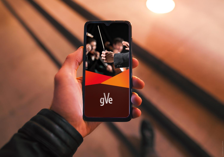 Webdesign Startseite am Smartphone
